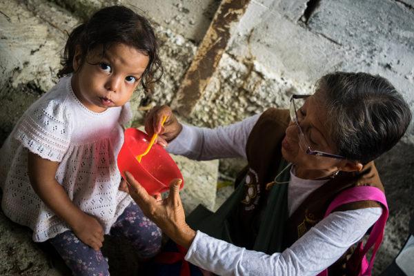 Restablecer la salud de los niños en Venezuela