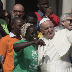 Caritas and Pope Francis promote encounter with migrants and refugees