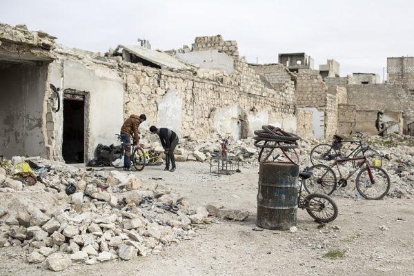 Caritas extending work in Aleppo