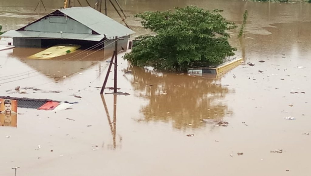 The Kerala floods are the worst in a century. Caritas is helping the thousands affected.