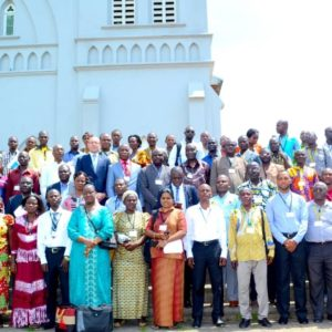 Caritas, UNAIDS and PEPFAR launch campaign for diagnosis and treatment of childhood HIV/AIDS in the Democratic Republic of Congo