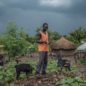South Sudan refugees: life in Uganda refugee camps