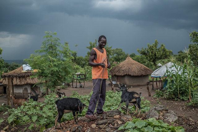 Refugiados de Sudán del Sur