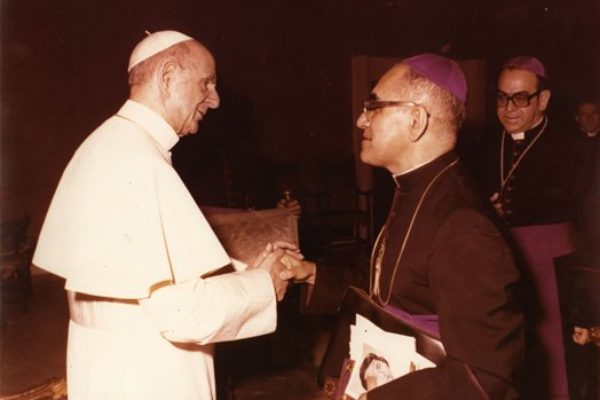 Canonisations of Pope Paul VI and Archbishop Oscar Romero