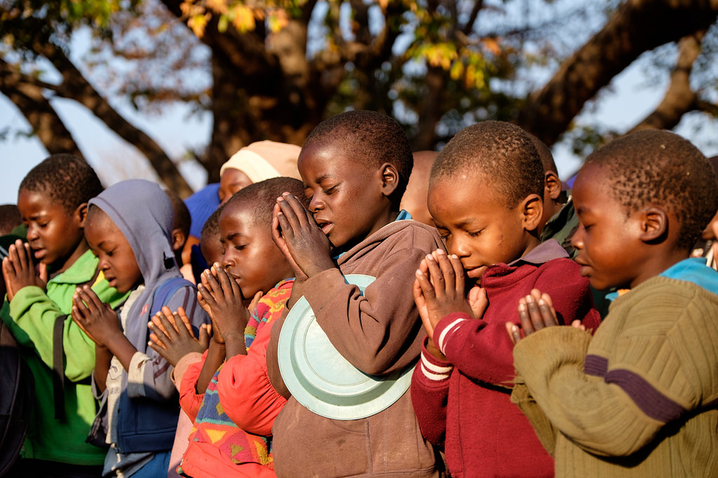 Pray with Caritas