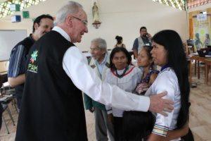 Cardinal Claudio Hummes, President of REPAM