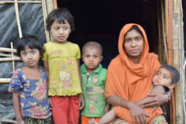 "Hope from a Bangladesh refugee camp this Advent: ""We are safe now"""