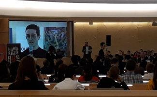 Célébration des 70 ans de la déclaration universelle des droits de l'homme
