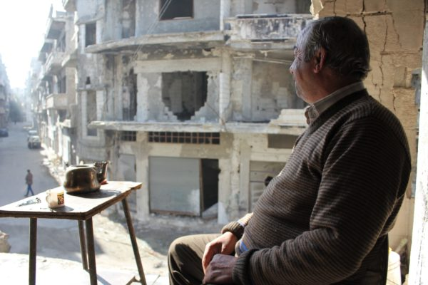 Life in Syria eight years into the war