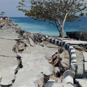 Two million earthquake survivors continue to suffer in Indonesia