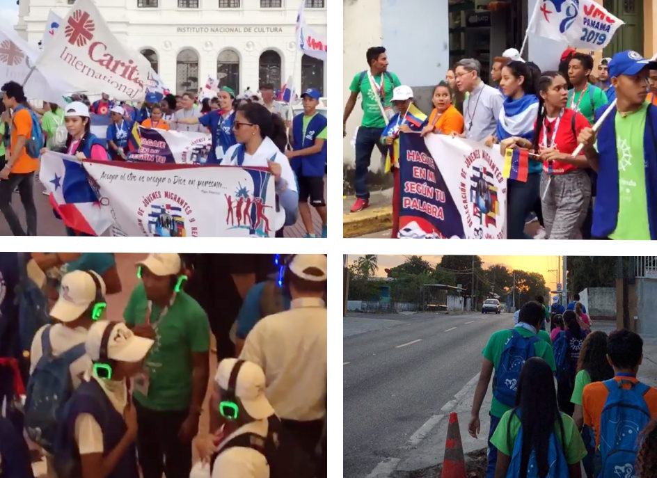 Faith in action at the World Youth Day in Panama