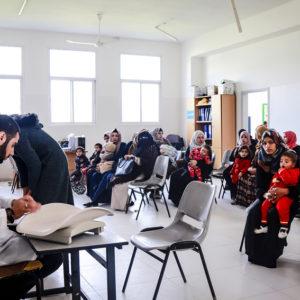 Llamamiento de Cuaresma 2019 para la crisis de salud en Gaza