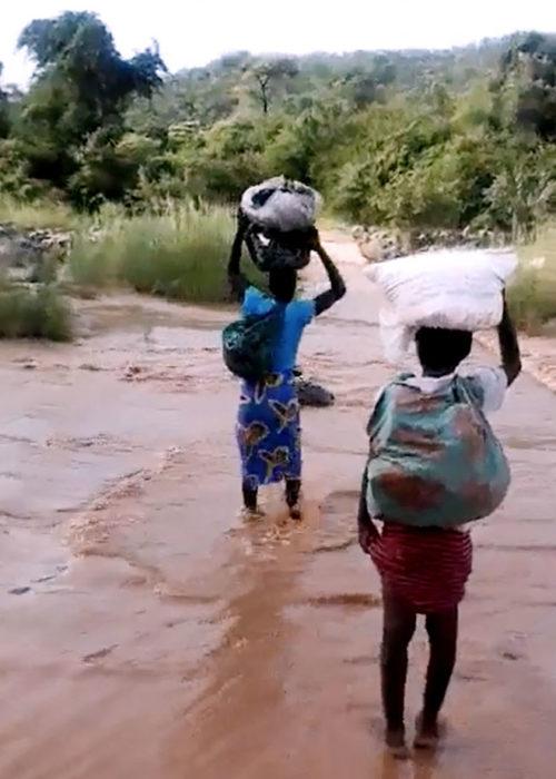 Cyclone Idai emergency in Mozambique