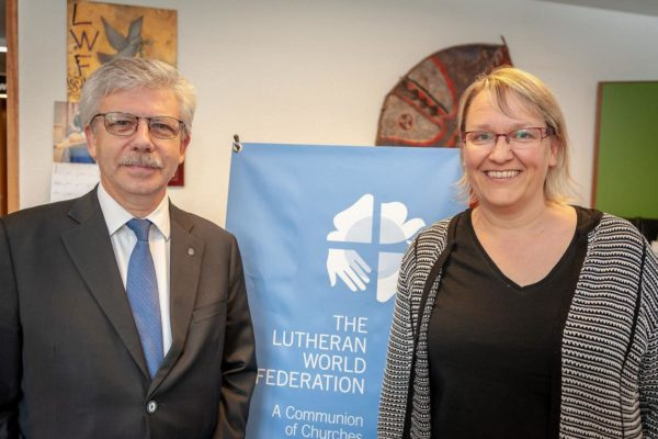Caritas and LWF reaffirm shared commitment to serving the most vulnerable