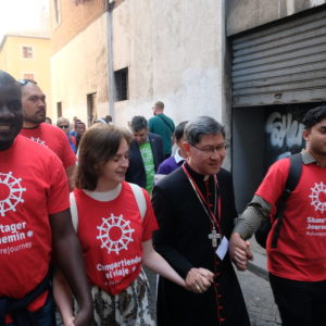 Message de Pâques Caritas 2019
