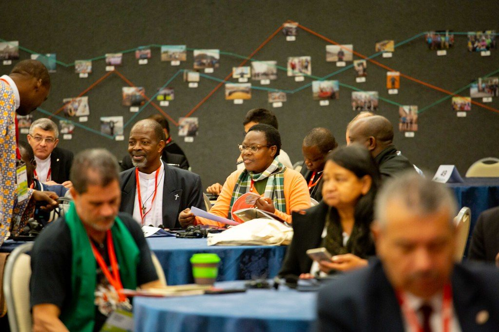 Caritas General Assembly inspired by Pope Francis' Laudato Si'