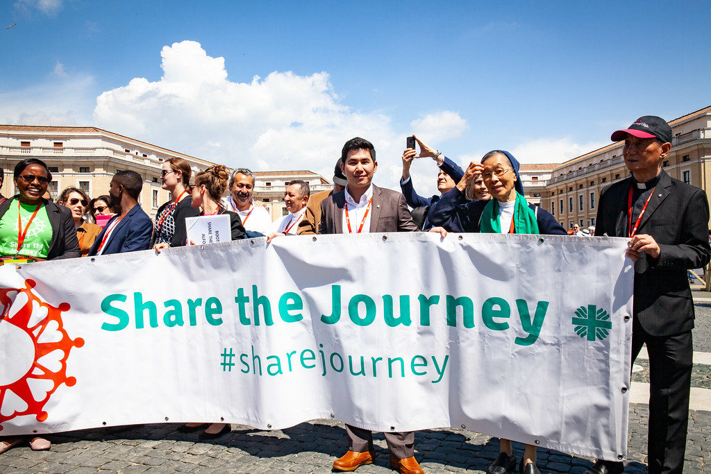 Share the Journey - Caritas Asia