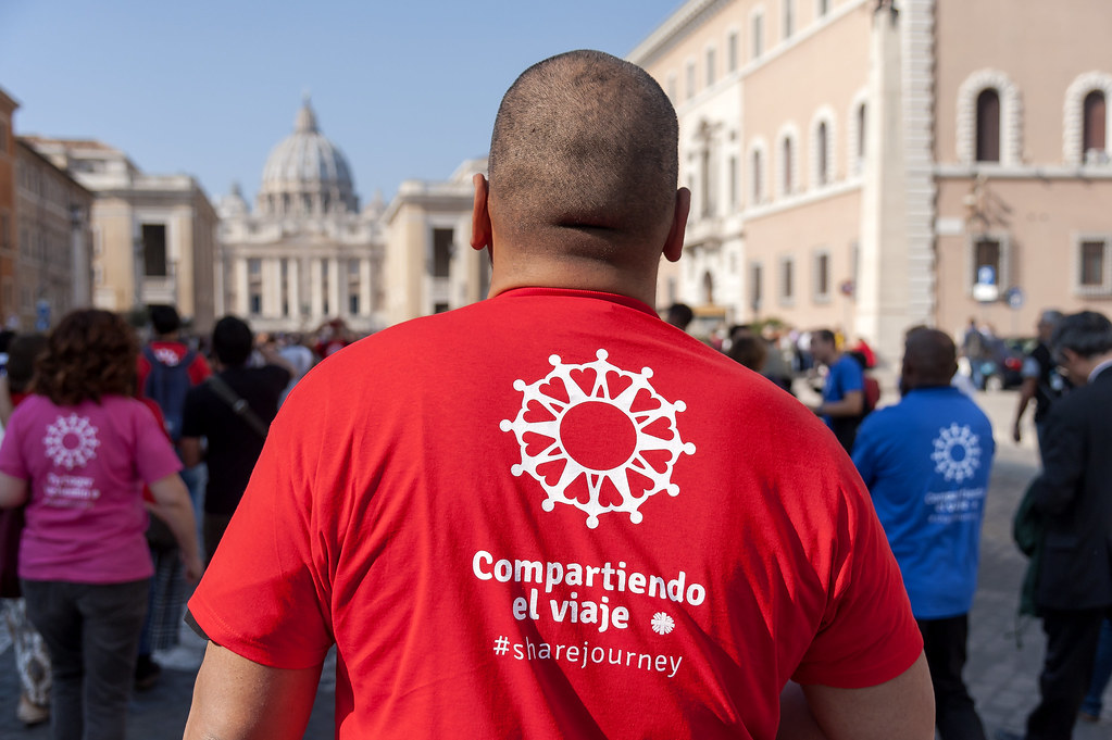 "Global Solidarity Walk ""Share the Journey"" with the Cardinal Luis Tagle"