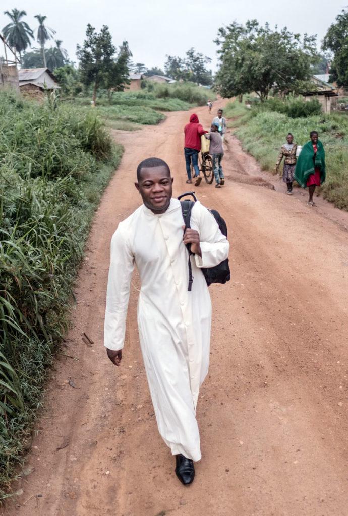 Abbé Michel Kabongenaje