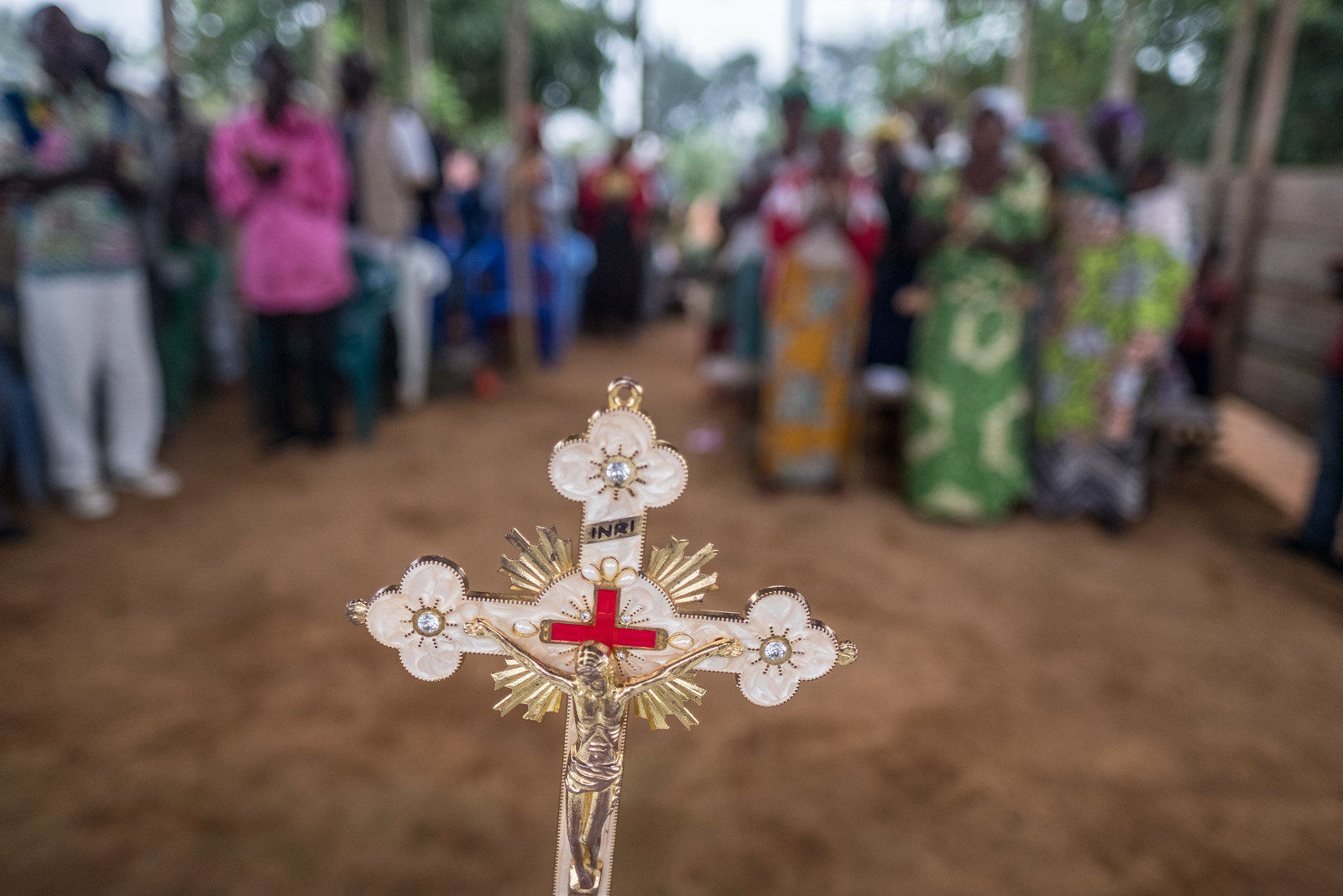 El miedo, la fe y el ébola
