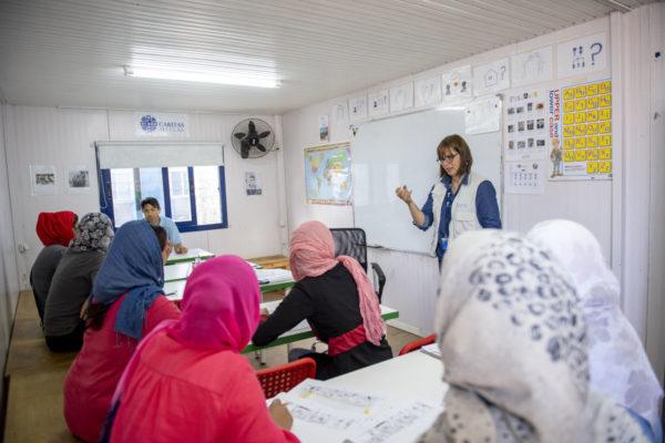 Hard times for asylum seekers in Greece