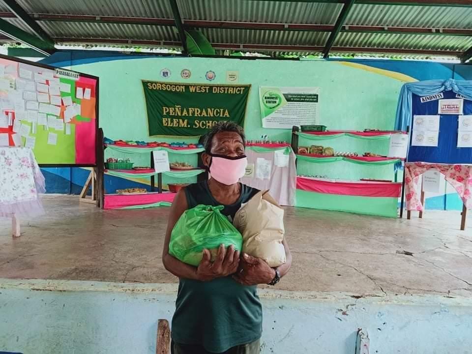 Caritas Philippines Kindness Station
