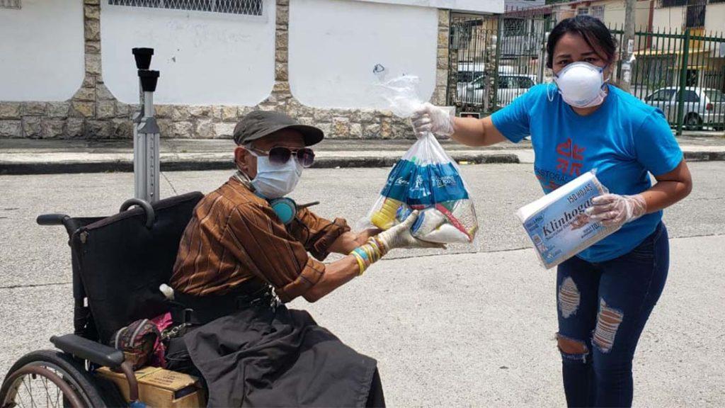 Caritas Ecuador response to COVID-19