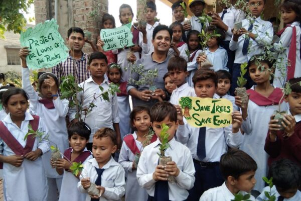 One Million Trees: Plant a tree and plant hope in Pakistan