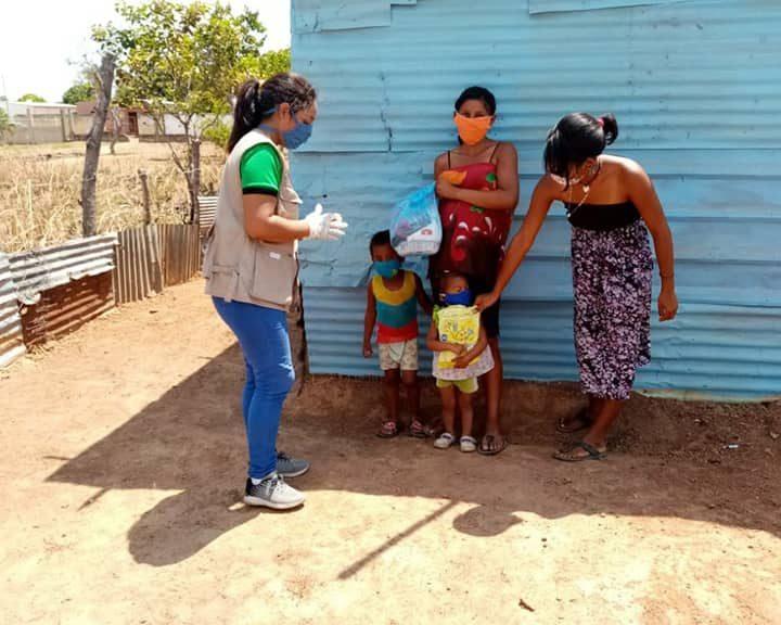 Entre l'enclume et le marteau : les Vénézuéliens face au Covid-19