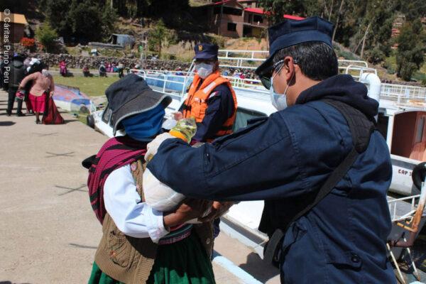 COVID-19 en Perú: solidaridad y signo de esperanza