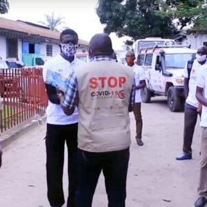 République démocratique du Congo : les enseignements tirés des épidémies d'Ebola aident à autonomiser les communautés à travers la sensibilisation au Covid-19