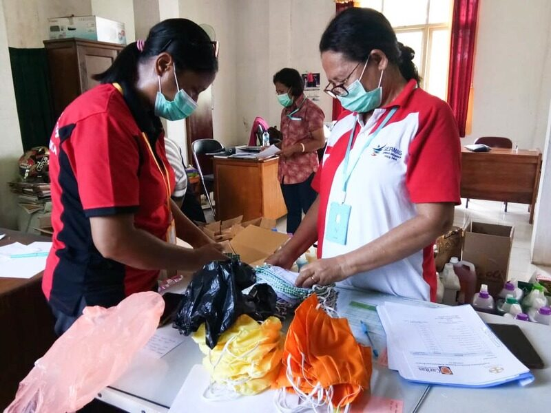 """En el Día Mundial de la Asistencia Humanitaria, Caritas Internationalis pide el empoderamiento de las comunidades locales: """"Como ha demostrado la COVID-19, son actores principales en la respuesta humanitaria"""""""