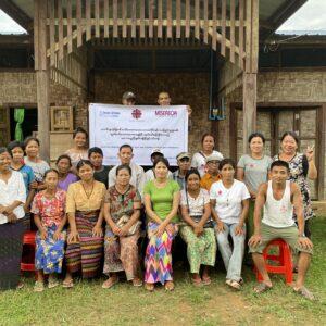 Myanmar : Caritas aide les personnes déplacées par le conflit à se réinstaller dans une nouvelle vie