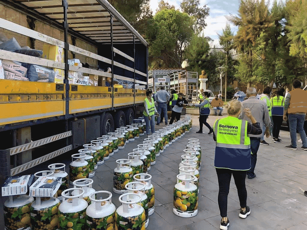 Caritas preparing Turkey earthquake survivors to face winter