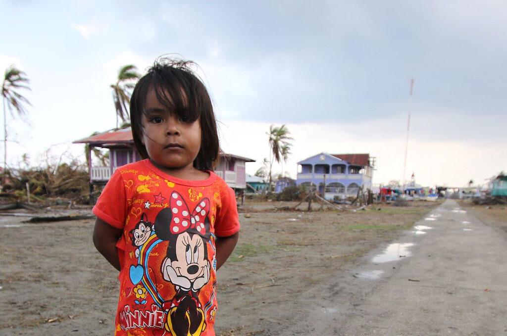 Caritas en el terreno brinda ayuda urgente a Centroamérica tras los devastadores huracanes