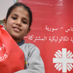 Caritas Internationalis Christmas campaign