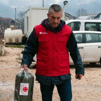 Caritas Bosnia y Herzegovina lanza la alarma ante la difícil situación de los migrantes en el país