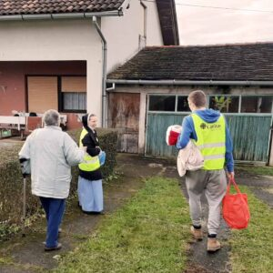 Caritas Internationalis lanza una llamada de emergencia para ayudar a Caritas Croacia a ofrecer refugio a los damnificados por el terremoto