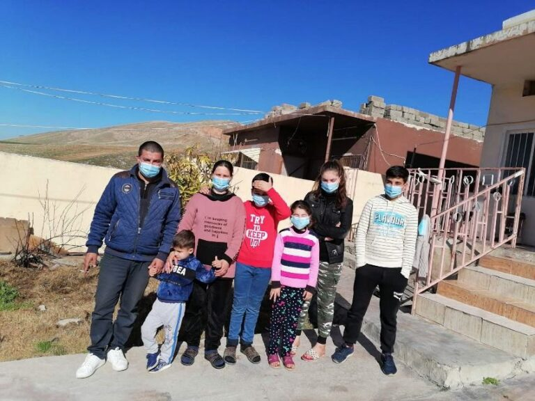 Photo by Caritas Iraq