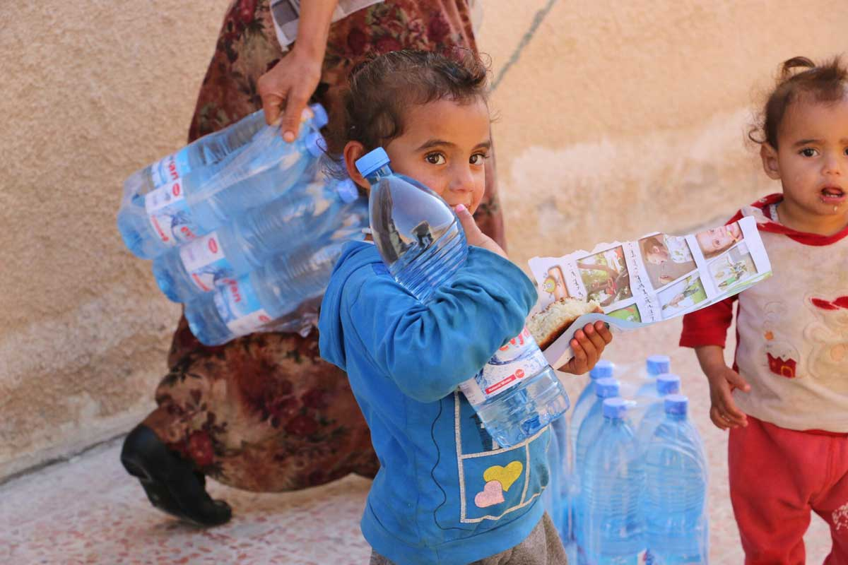 Photo by Caritas Syria