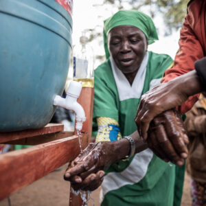 Promoting clean water and hygiene in Catholic health facilities