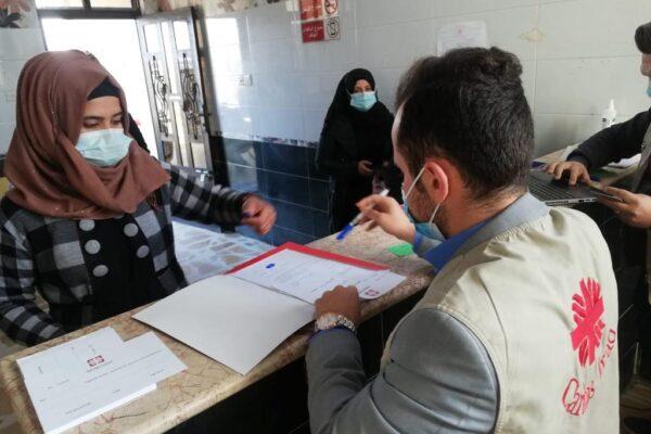 Caritas attend le Pape en Irak, certaine que cette visite contribuera à jeter des ponts de paix entre les diverse communautés