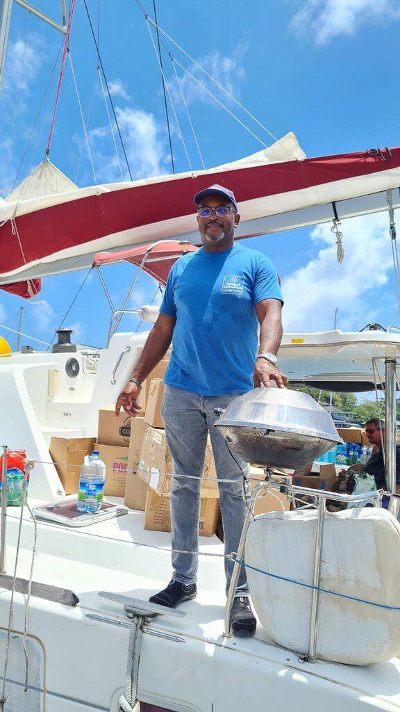 """San Vicente y las Granadinas: """"Es la peor catástrofe que se recuerda en la isla"""""""