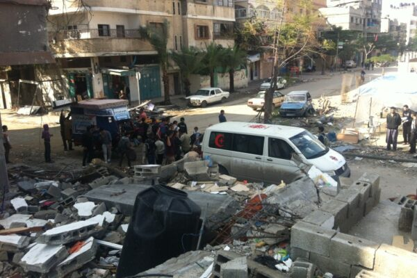 Caritas internationalis launches an appeal to ensure healthcare in Gaza