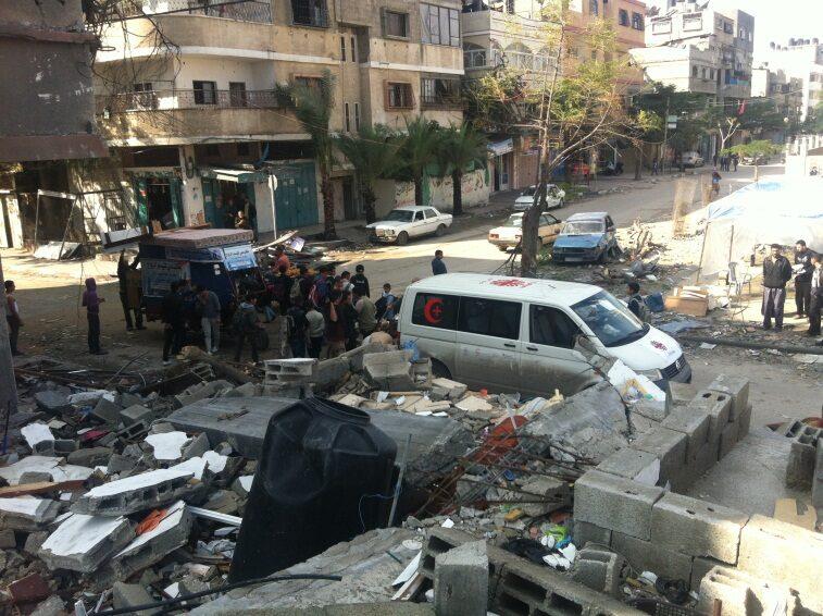 Caritas Internationalis lanza una llamada para garantizar la asistencia sanitaria en Gaza