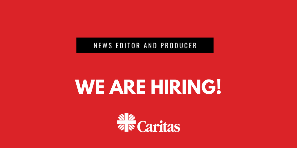 Job opening: Communications Officer (News Editor and Producer)