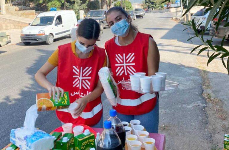 Photo by Caritas Lebanon